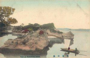 Japan View of Matsushima Island 03.82