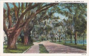 Florida Orlando Lucerene Circle