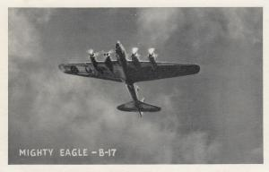 Mighty Eagle - B-17, 30-50s