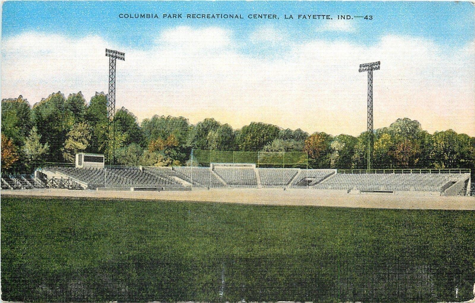 La Fayette Indiana~Columbia Park Recreational Center