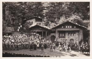 RP; Tell - Freilicht - Spiele INTERLAKEN, Apielchuss Scene, Berne, Switzerlan...