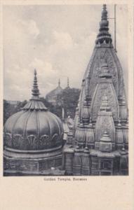India Benares The Golden Temple