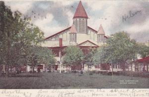 Exterior, The Auditorium, Ocean Grove, New Jersey, PU-1906