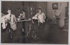 RPPC, Barber Shop, Grand Rapids MI