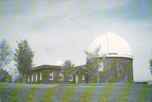 Van Vleck Observatory Wesleyan University Middletown Connecticut