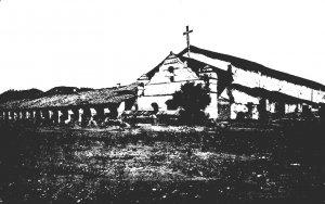 California Mission San Antonio de Padua Built 1771