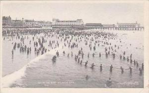 New Jersey Atlantic City 227 In the Surf Atlantic City