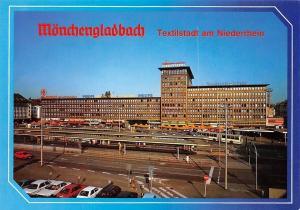Moenchengladbach Haus Westland Textilstadt am Niederrhein Philips Auto Cars Bus