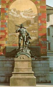 Switzerland - Altdorf. William Tell Monument