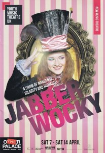 Jabberwocky Tale Of Nonsense London Theatre Programme