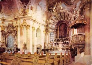 Wuerzburg Kappele Innenansicht Chapel Interior
