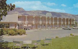 Exterior,  The El Rancho Motor Hotel,  Kamloops,  B.C., Canada,  40-60s