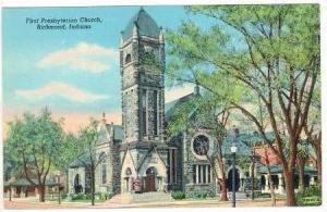 First Presbyterian Church, Richmond, Indiana, 30-40s