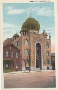 ALTOONA , Pennsylvania , 1910s ; Jaffa Temple