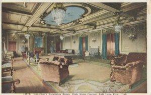 SALT LAKE CITY, Utah, 00-10s ; Governor's Reception Room , State Capitol
