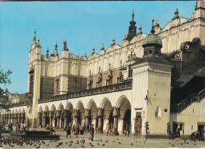 Poland Krakow Rynek Glowny