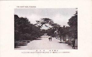 The West Park, Fukuoka, Japan, 1900-1910s