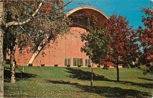 Springfield Massachusetts~Springfield College~Art Linkletter Natatorium~1960s