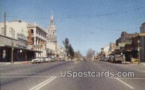Red Bluff, California Postcard        ;       Red Bluff, CA Post Card
