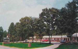 Exterior,  Travelers Motel,  Travelers Rest,  South Carolina,  40-60s