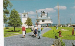 Maryland St Michaels Chesapeake Bay Maritime Museum sk4832