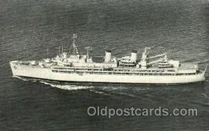 U.S.S. Yosemite Navy, Military Ship, Ships Postcard Postcards  U.S.S. Yosemite