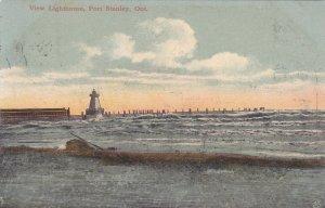 PORT STANLEY , Ontario , Canada , 1907 ; LIGHTHOUSE