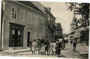 CPA PONT-de-ROIDE - Rue de BESANCON (116886)