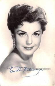 Esther Williams Movie Star Actor Actress Film Star Postcard, Old Vintage Anti...
