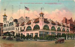 Spokane WA Pretty Fine Looking Restaurant on the Outside~Davenport's 1910