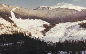 Whistler Mountain, Garibaldi Park, BRITISH COLUMBIA, Canada, 40-60s
