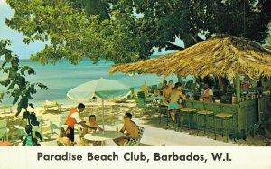 Barbados W.I Paradise Beach Club 06.96