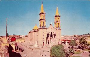 MAZATLAN SINALOA MEXICO LA BASILICA de la INMACULADA CONCEPCION POSTCARD 1960s