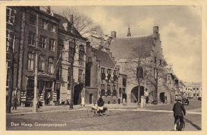 Netherlands Den Haag Gevangenpoort 1952