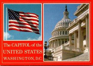 Washington D C United States Capitol Building