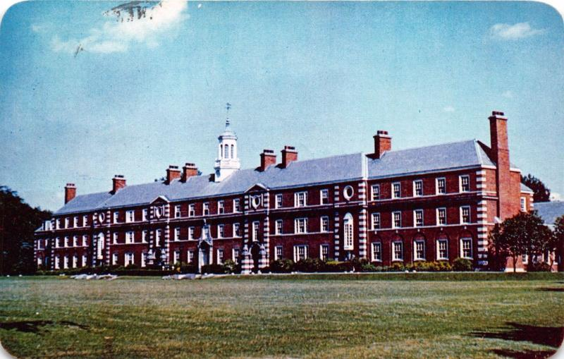 ST CATHARINES ONTARIO CA BISHOP RIDLEY COLLEGE~LOWER SCHOOL POSTCARD 1960s
