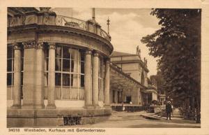 Germany Wiesbaden Kurhaus 02.71