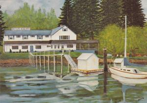 Heriot Bay Inn , HERIOT BAY , B.C. , Canada , 50-70s