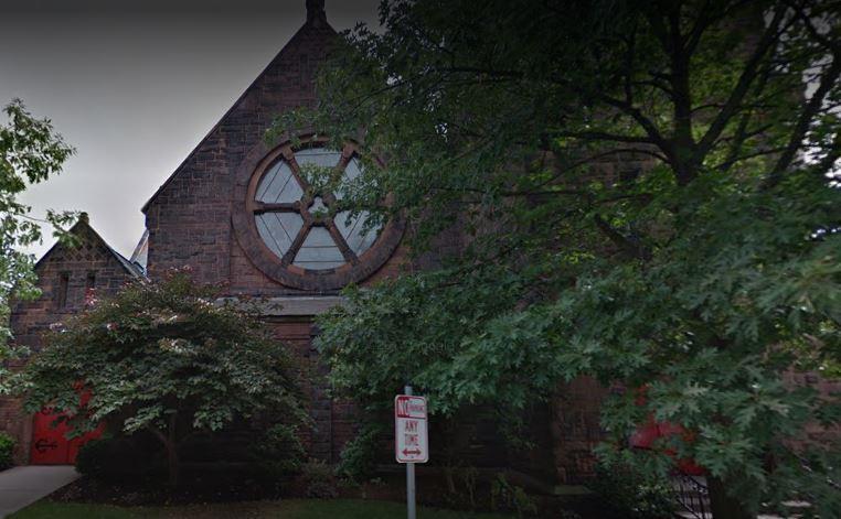 Springfield MA Old Christ Church Cathedral Episcopalian Church