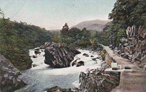 Scotland Callander Pass Of Leny