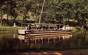 DC - Washington. Chesapeake & Ohio Canal, Barge Canal Clipper