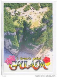 Tumon Bay Cliffs, Guam 1990s