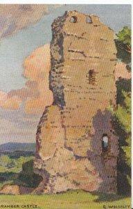 Sussex Postcard - Bramber Castle - Ref ZZ5497