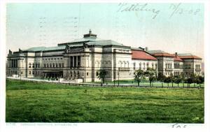 16064  PA  Pittsburg  Carnegie Institute