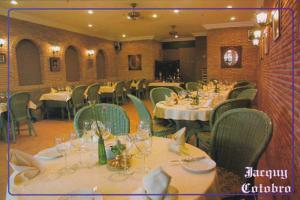 Spain Jacquy Cotobro Restaurante Playa Almunecar Granada