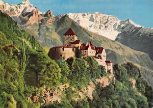 BR85485 schloss vaduz residenz des regierenden fursten von liechtenstein