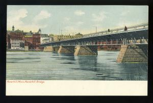 Haverhill, Massachusetts/MA/Mass Postcard, Haverhill Bridge