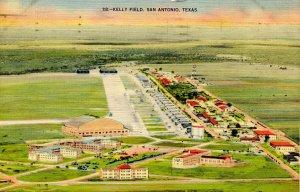 TX - San Antonio. Kelly Field