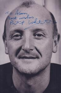 Philip Whitchurch Philip Cato ITV The Bill Vintage Hand Signed Photo