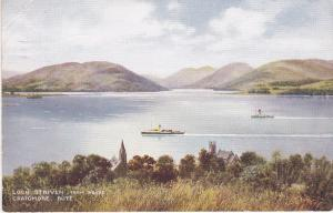 Post Card Scotland Argyll and Bute Craigmore Loch Striven